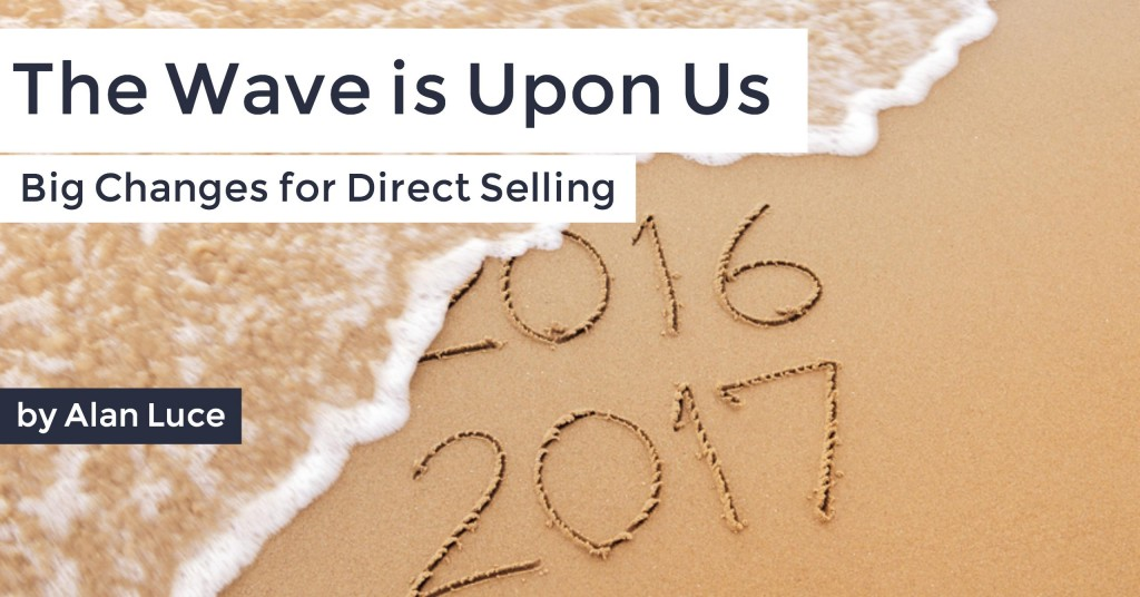 Big Changes for Direct Selling