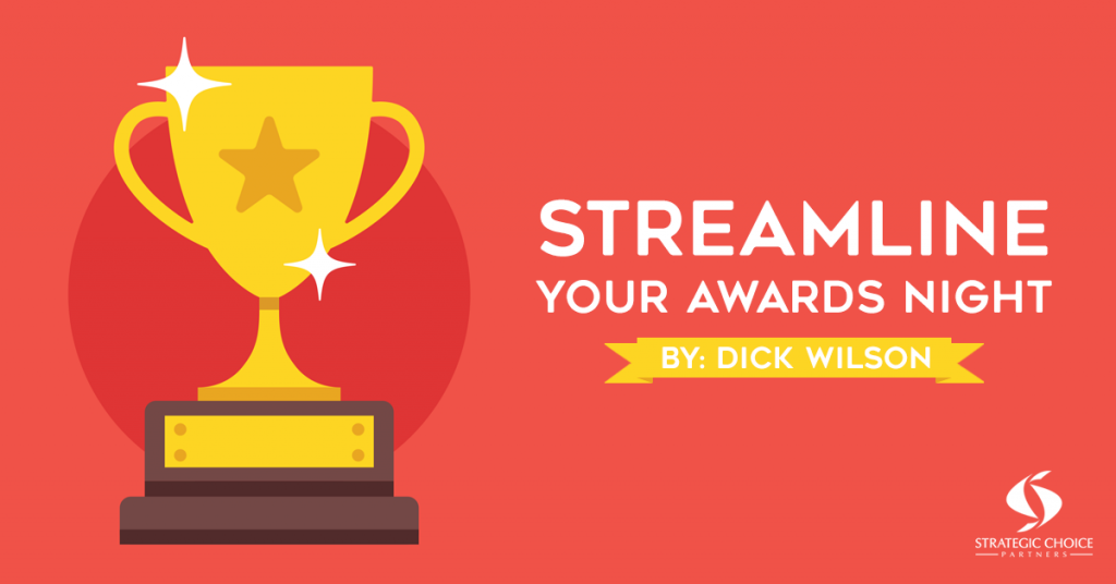 Streamline Your Awards Night
