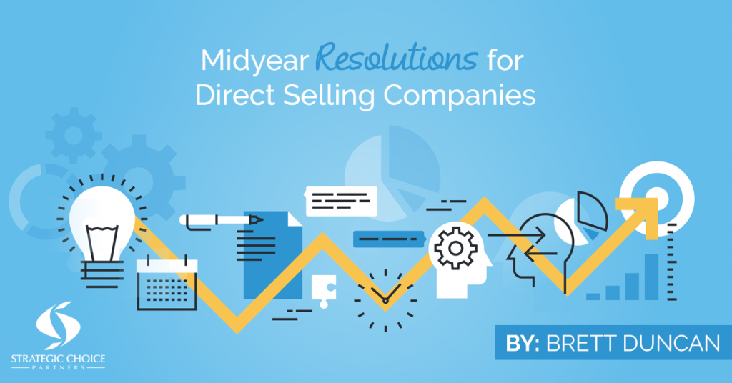 Midyear Resolutions for Direct Selling Companies
