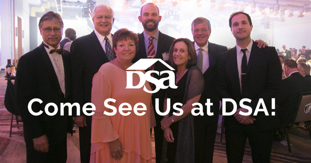 Come See Us at the DSA Annual Meeting