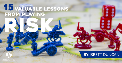 15 Valuable Lessons from Playing RISK