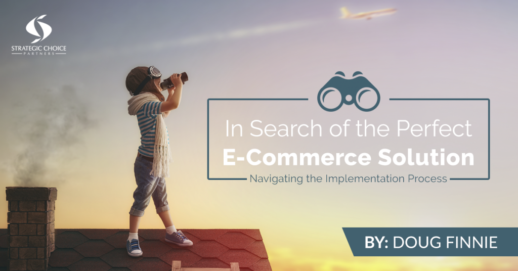 In Search of the Perfect E-Commerce Solution