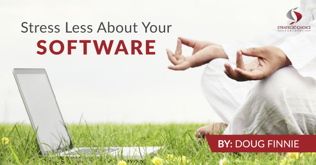 Stress Less About Your Software