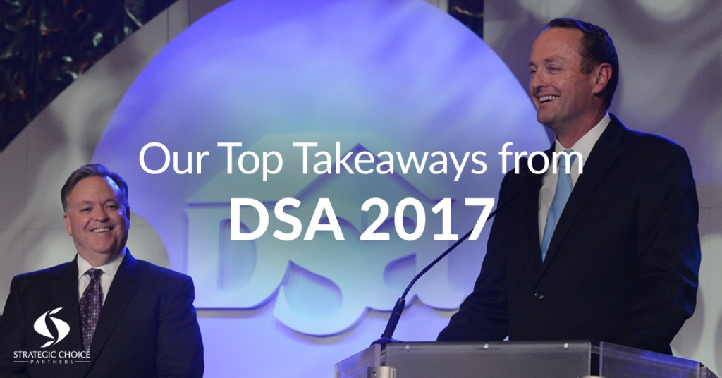 Our Top Takeaways from DSA 2017