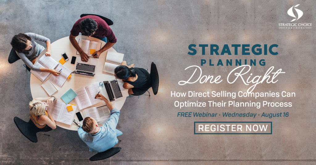 Free Webinar – Strategic Planning Done Right with Brett Duncan