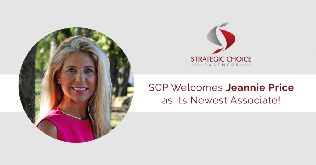 Strategic Choice Partners Welcomes Multicultural Specialist Jeannie Price to the Team