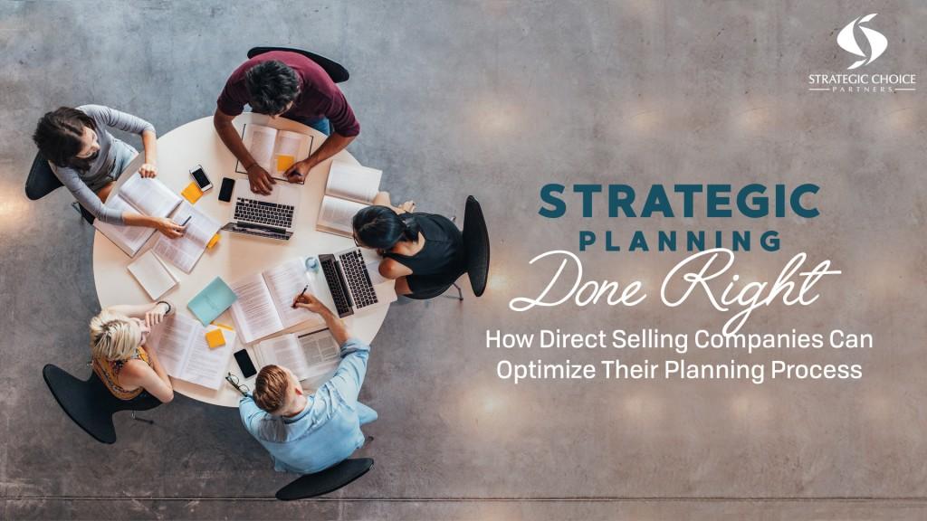 Strategic Planning Done Right Webinar