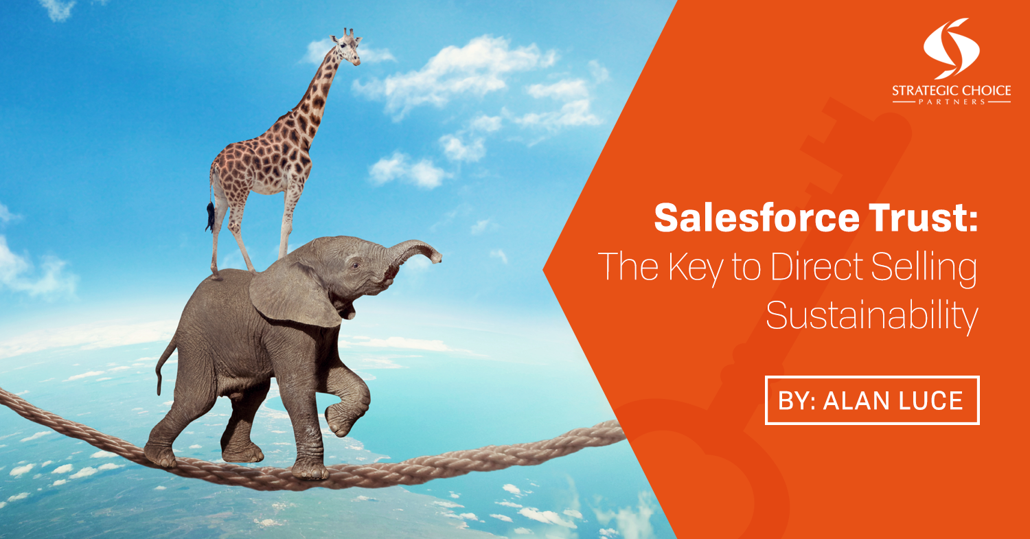 Salesforce Trust: The Key to Direct Selling Sustainability