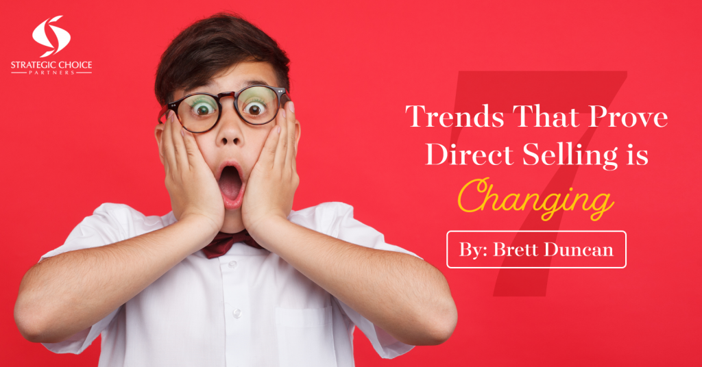7 Trends That Prove Direct Selling is Changing