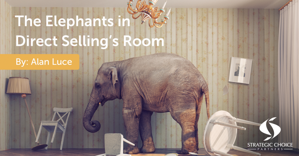 The Elephants in Direct Selling's Room!