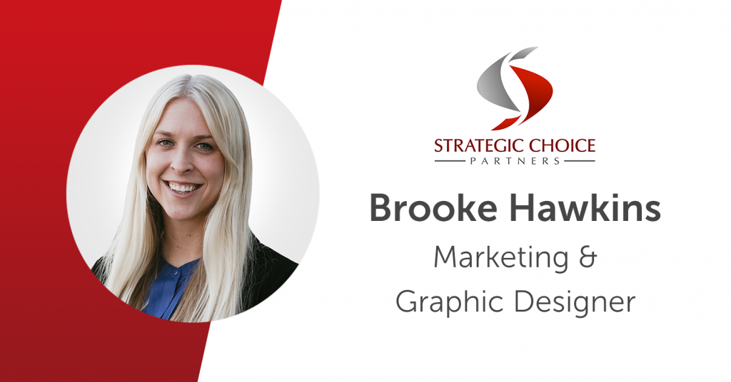 SCP Adds Graphic Design Services with Brooke Hawkins