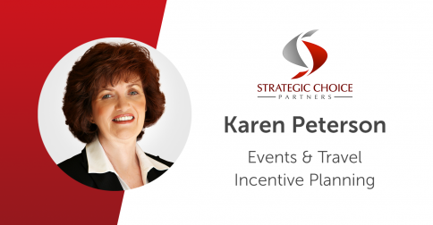 SCP Adds Events & Travel Incentive Planning with Karen Peterson
