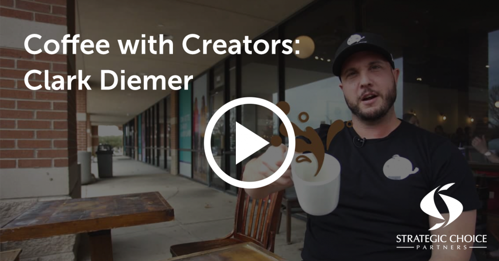 Coffee with Creators: Clark Diemer