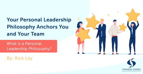 What is a personal leadership philosophy?